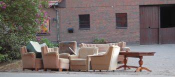 Entrümpelung Möbel